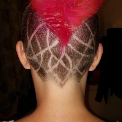 Haircut Damen Kurzhaarschnitt. Haarschnitt und Styling: Nadja Maisl, 2016, Salzburg
