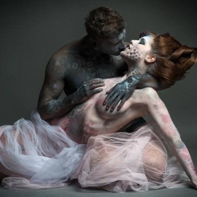 Model: Sarah Baumgartner Fotograf: Christoph Haubner   Richard Schnabler   Studio B. Visa: Nadja Maisl   Entire Beauty