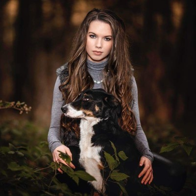 Model: Sabrina Hoffmann Fotograf: Manfred Karisch Visa: Entire Beauty   Nadja Maisl 2015