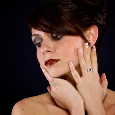 Portrait Make Up. Model: Mara Isabella Priesner Visa: Nadja Maisl, 2016, Salzburg