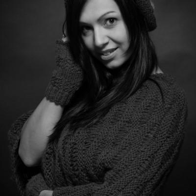Portrait und Alltags Make Up. Visagistin und Stylistin: Nadja Maisl